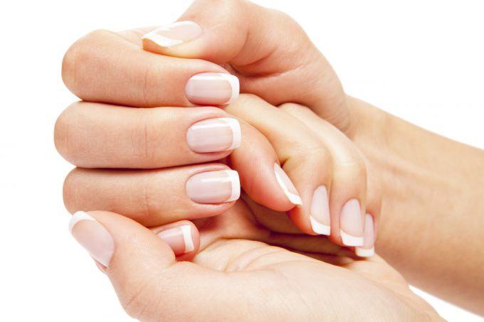 Correct health-improving nail care