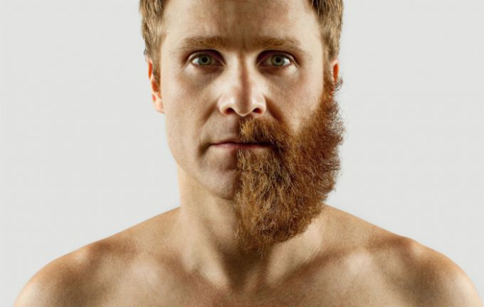 Show business: to shave or not to shave?