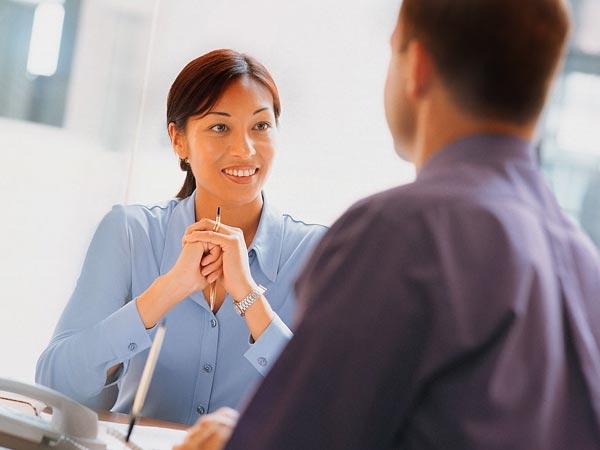 благоприятное впечатление на кредитного менеджера