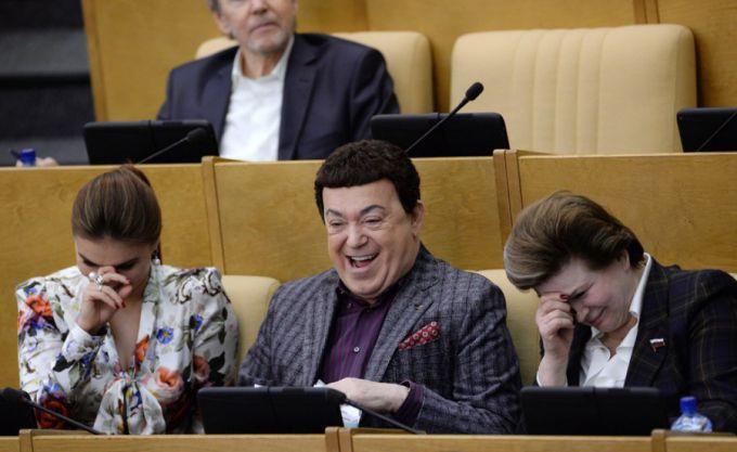Сколько получают депутаты Госдумы?