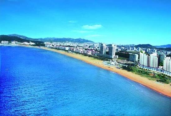 Курорты Желтого моря в Китае