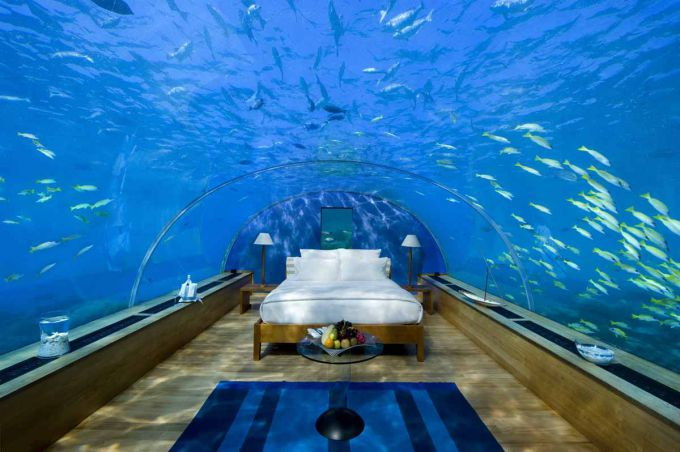 Unconventional hotels of the world