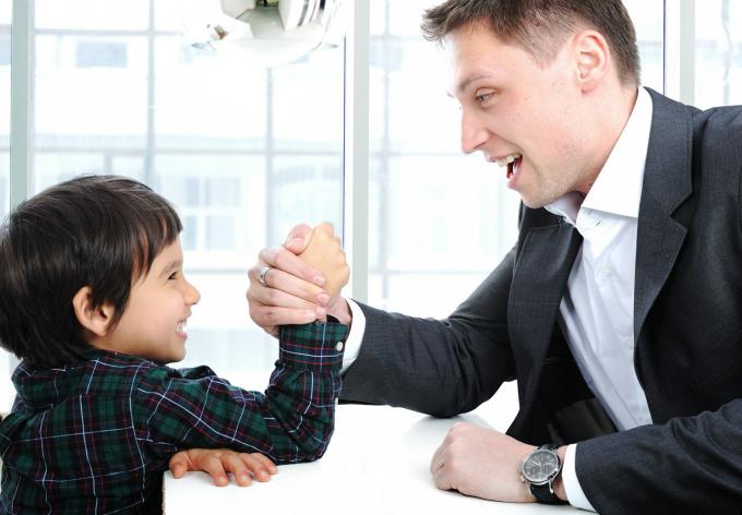 Как воспитать в своём ребёнке настоящую личность