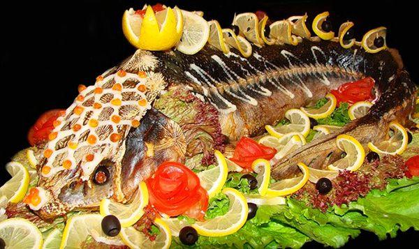 Как красиво украсить готовое блюдо