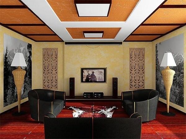 Характеристика интерьерного стиля ар-деко