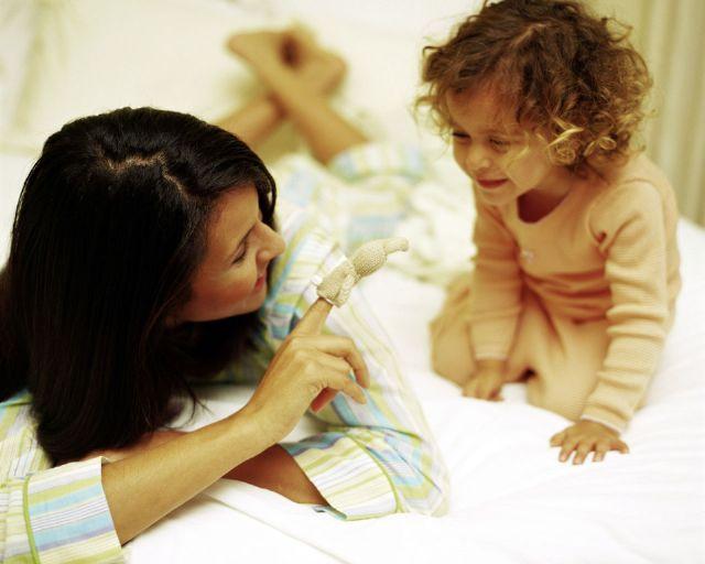 Как настроить ребенка на сон
