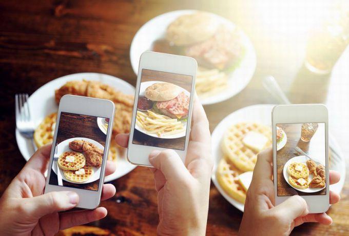 Красота использованной кухонной салфетки или как правильно делать фото еды для блога