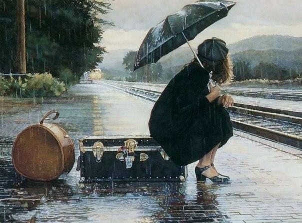 Как отпустить грустное прошлое