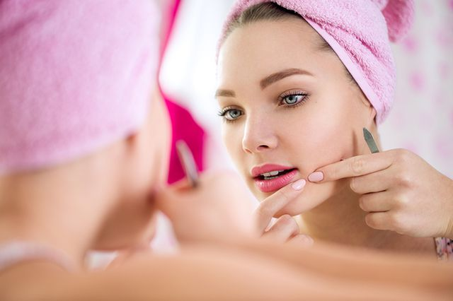 How to deal with acne?
