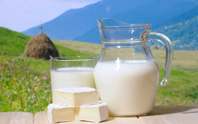 What can be treated ordinary milk