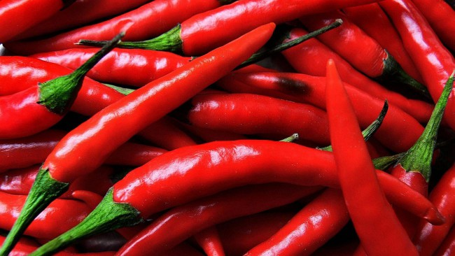 Neuropathic pain and chilli