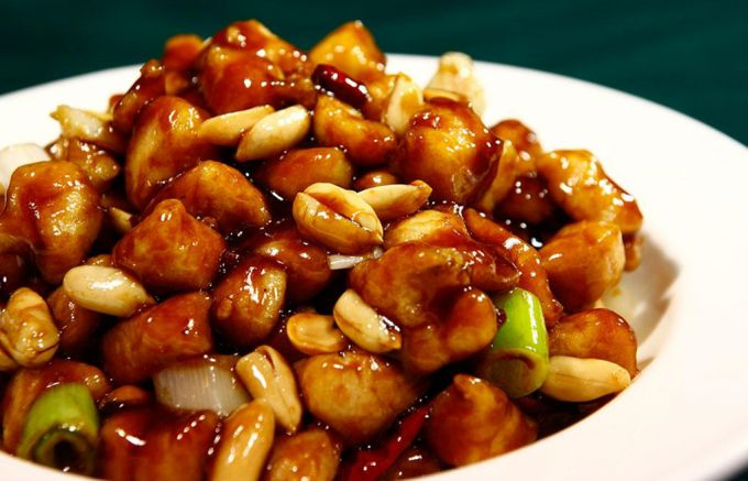 How to cook a're making Sizzling kung PAO