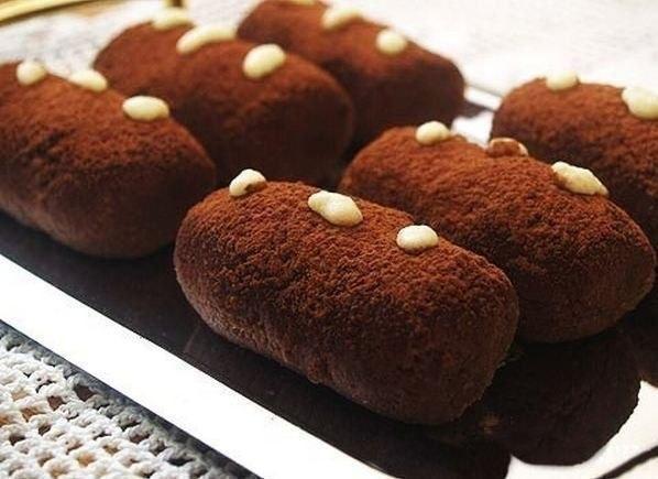 Приготовить пирожное картошка из печенья со сгущенкой