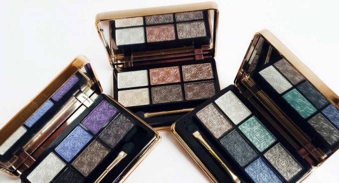 The types of eyeshadow: properties and rules of application
