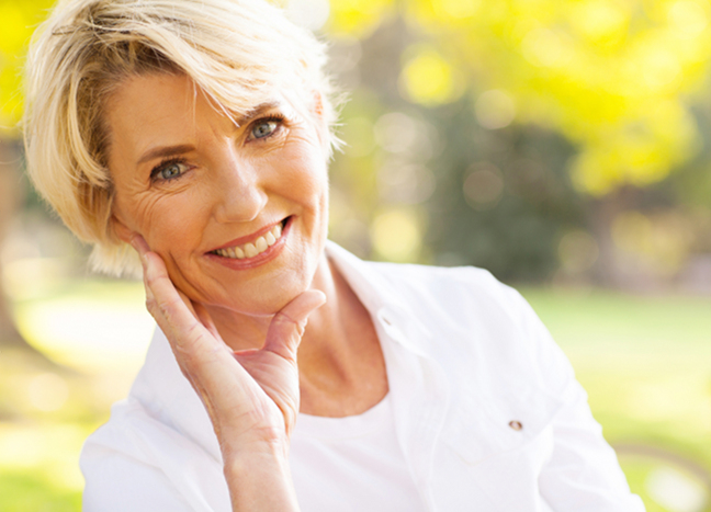Simple tips for beauty ladies elegant age