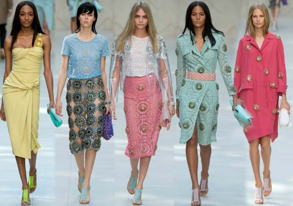 Fashion trends spring 2016