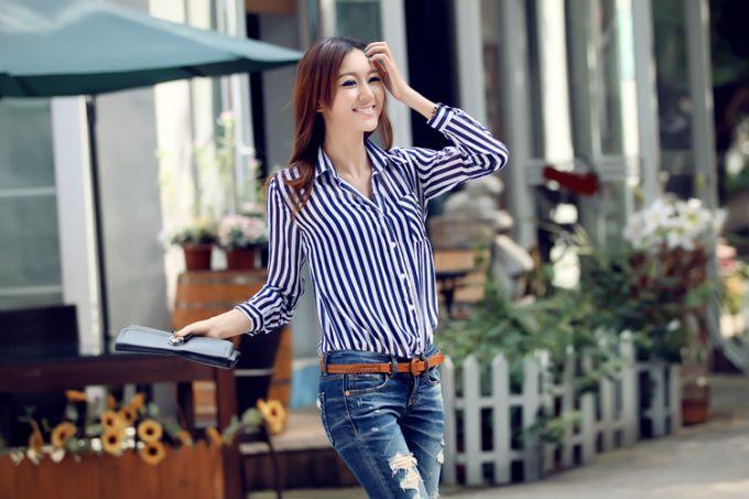 Полосатая одежда – слишком или норма?
