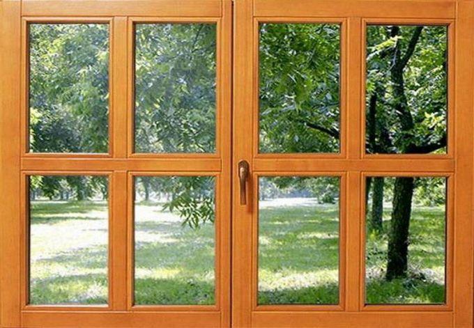 Долой Пластиковые окна! ; или почему деревянные окна лучше?