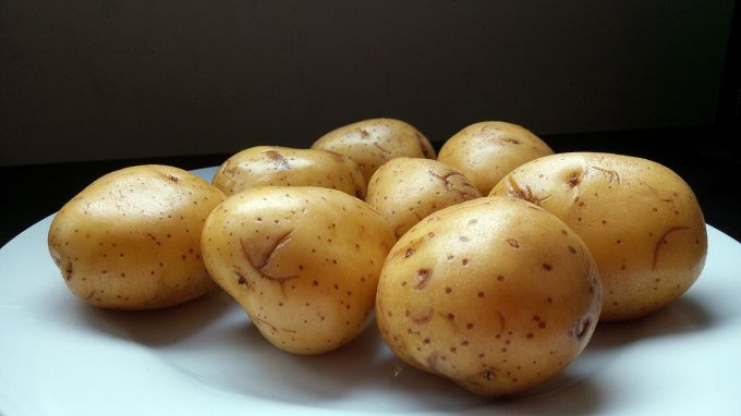 Interesting ways of growing potatoes