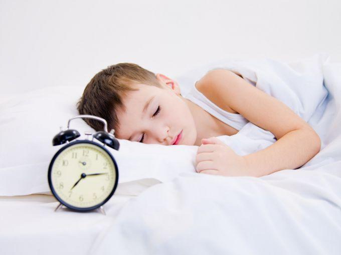 Детям — спать, родителям — думать