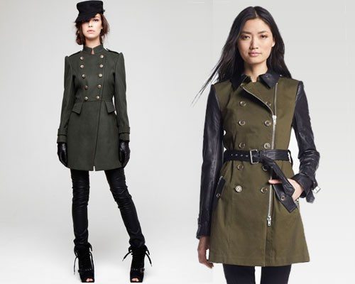 Trench coat: features and style