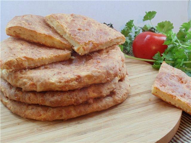 Рецепт быстрого сыра