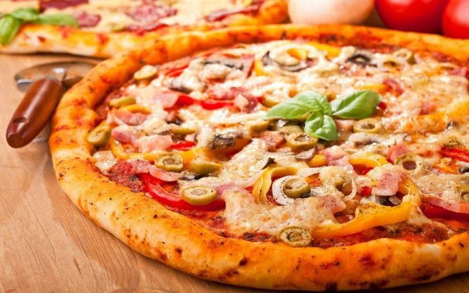 Pizza is Simple and Tasty""