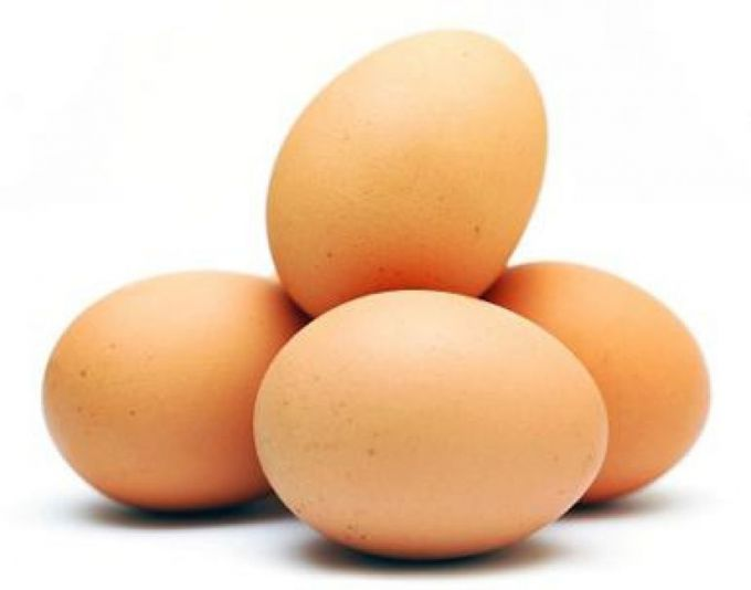 Eggs and egg products