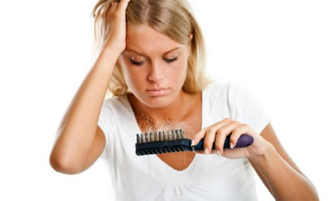 What has a harmful effect on our hair