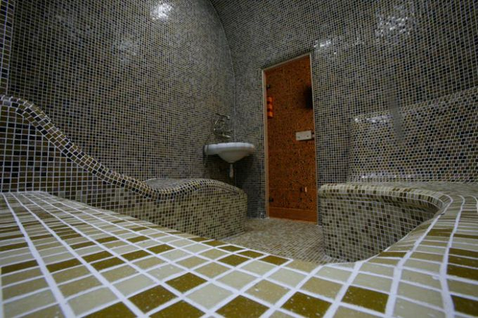 Turkish bath Hamam