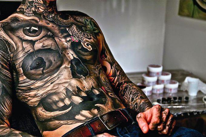 Определяемся с выбором: делать ли татуировку?