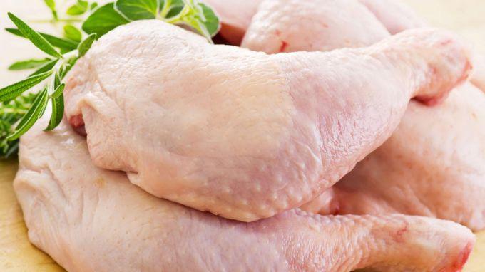 шашлык из куриных окорочков