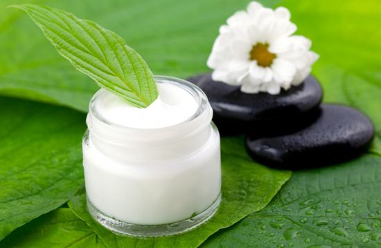 Preparation of home cream