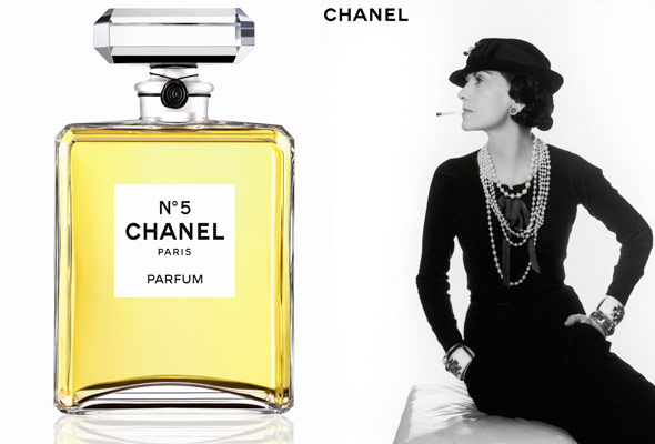 Coco Chanel. Magic 5