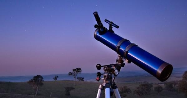 Choosing first telescope