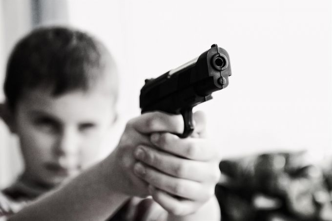 How to direct the aggression of child in a peaceful way?