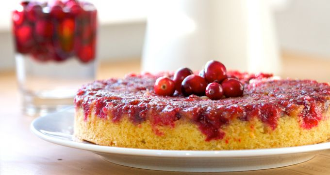 How to make cranberry pie