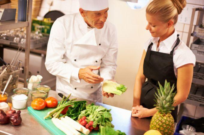 Business idea: cooking classes