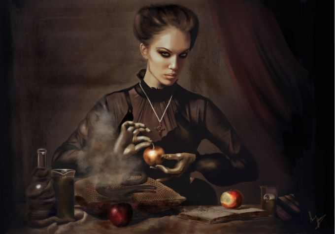как отличить ведьму от обычного человека