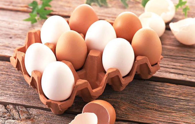 Что означает маркировка куриных яиц