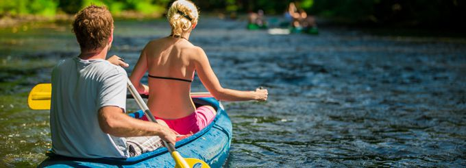 Water tourism: the benefits for mind and body
