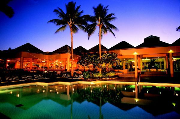 Fiji - hour of private discos to unprecedented luxury