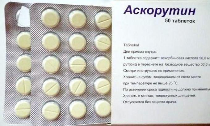 how and when to take askorutin