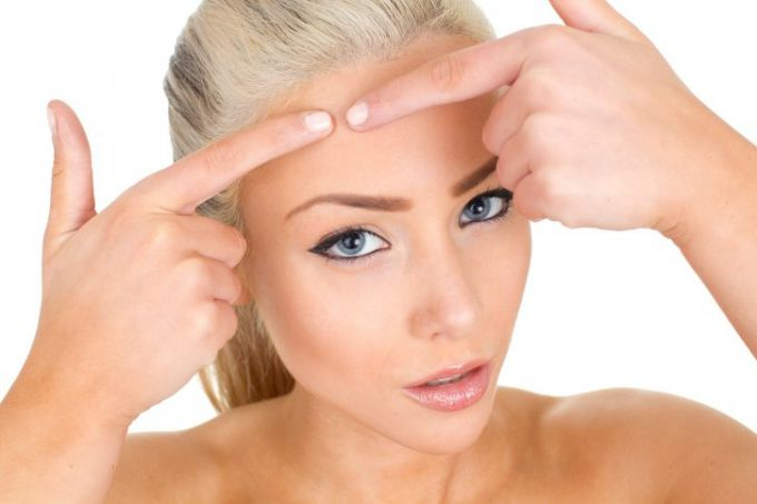 How to get rid of youthful acne?