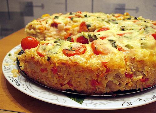 Рецепты пирога из курицы пошагово