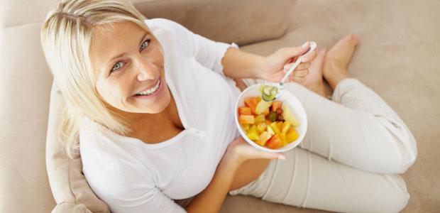 Food during menstruation