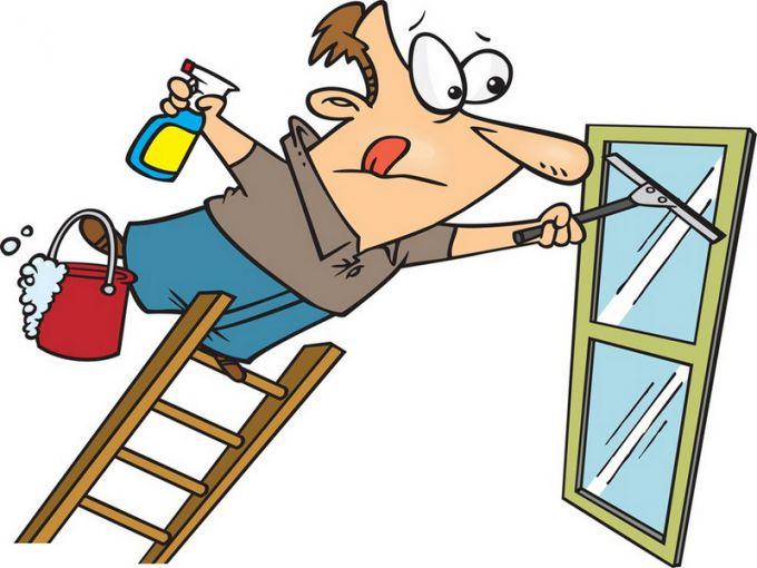 Как качественно помыть окна без особых трат