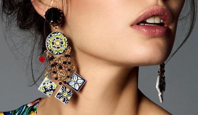 Jewelry: fashion trends 2016