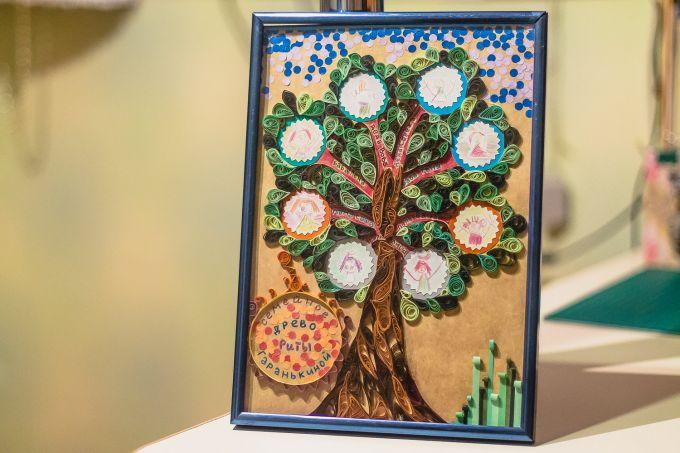 Семейное древо своими руками с пошаговыми фото