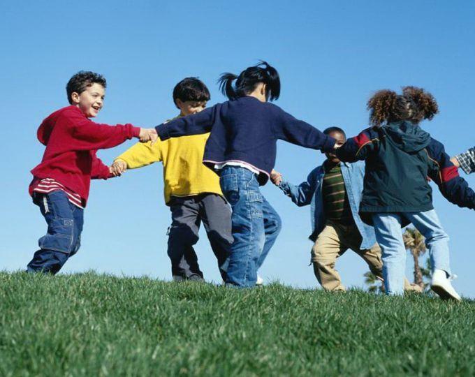 Детские игры: развлечение и необходимость